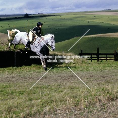 wylye horse trials 1974